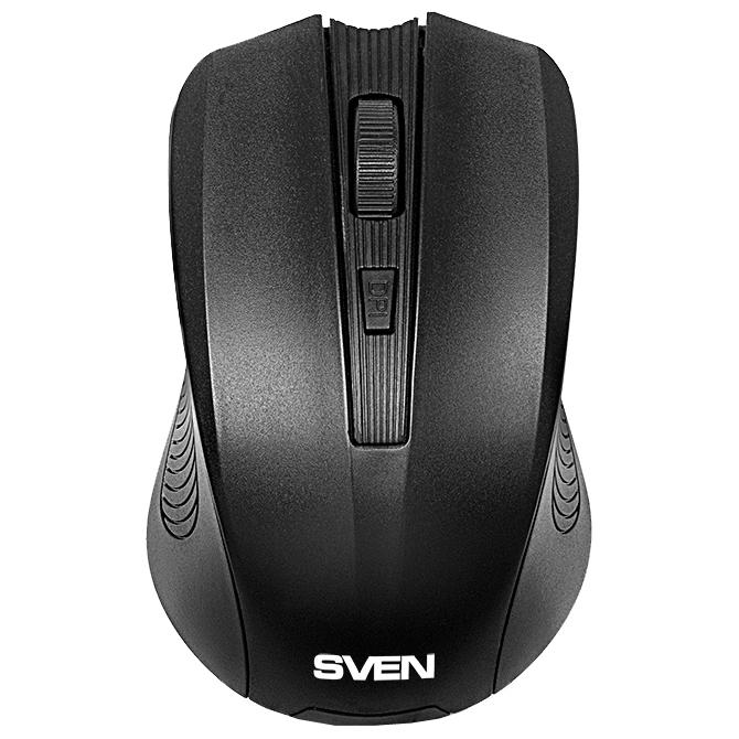 Мышь SVEN RX-300 Black беспроводная
