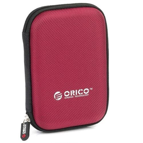 Чехол Orico PHD-25 для жесткого диска 2.5″ красный