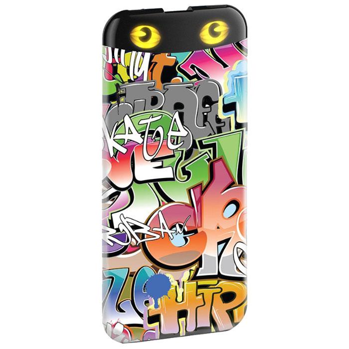 Внешний аккумулятор универсальный HIPER EP6600 Graffity 6600mAh