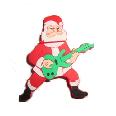 Флеш-диск 8GB Apexto SCL006 Санта Клаус с гитарой (AP-SCL006-8GB)
