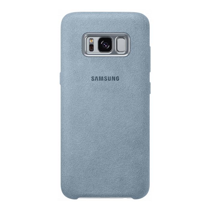 Чехол Samsung Alcantara Cover для Samsung Galaxy S8 SM-G950, мятный