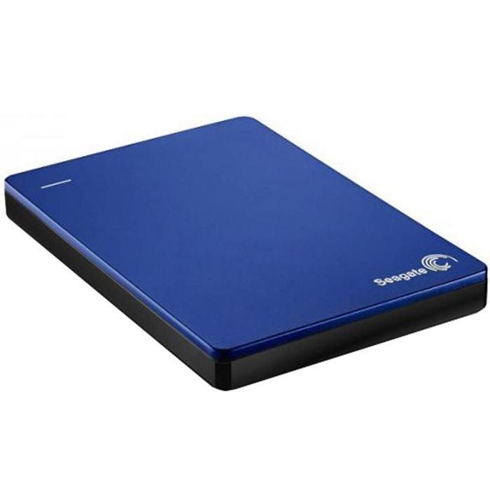 Внешний жесткий диск USB3.0 2.5″ 1.0Тб Seagate Backup Plus Slim ( STDR1000202 ) Синий
