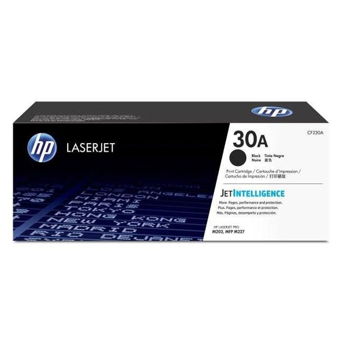 Картридж HP CF230A №30A