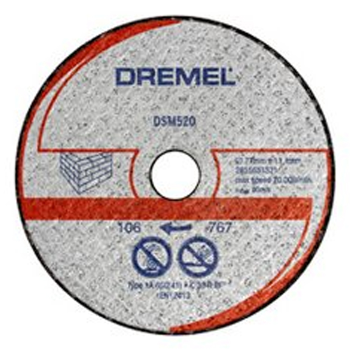 Отрезной диск Dremel DSM520 2615S520JA