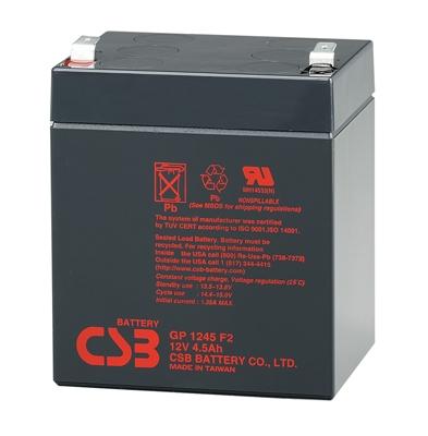 Батарея CSB <> GP1245 (12V 4.5Ah)