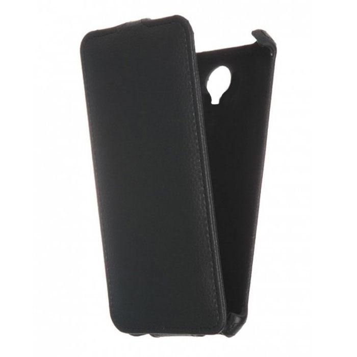 Чехол Gecko Flip-case для Asus ZenFone Go ZC451TG черный