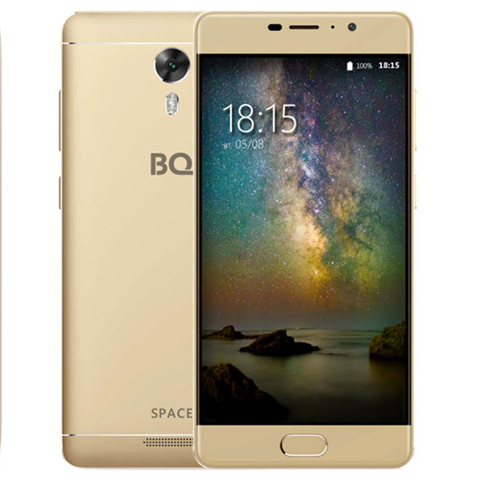 Смартфон BQ Mobile BQ-5201 Space Gold