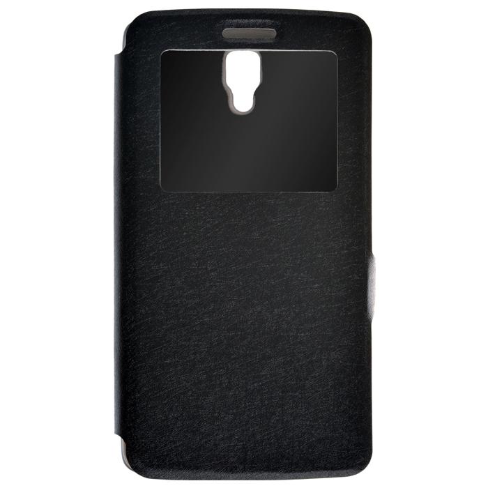 Чехол PRIME Book-case для Lenovo A2010 черный