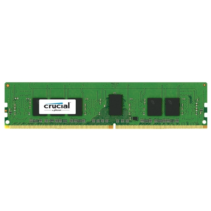 Модуль памяти DDR4 4Gb PC-17000 2133MHz Crucial ( CT4G4DFS8213 )