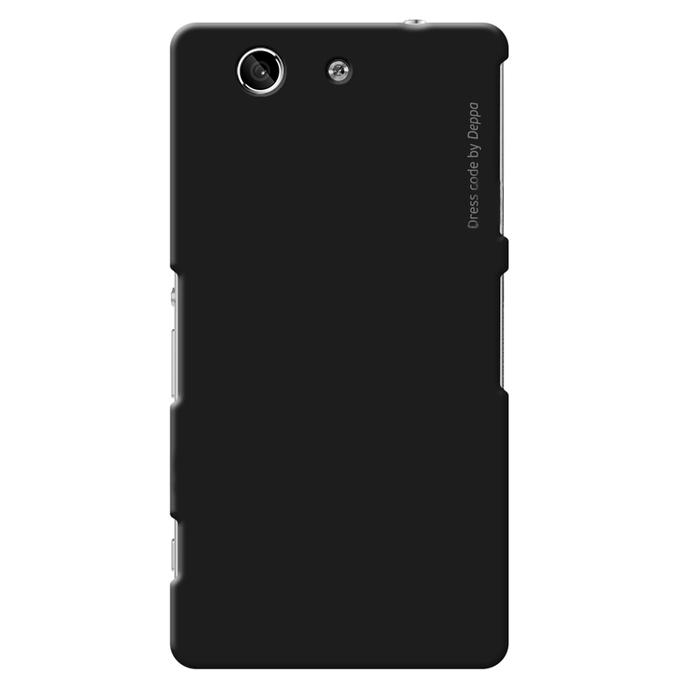 Чехол Deppa Air Case для Xperia Z4 Compact, черный