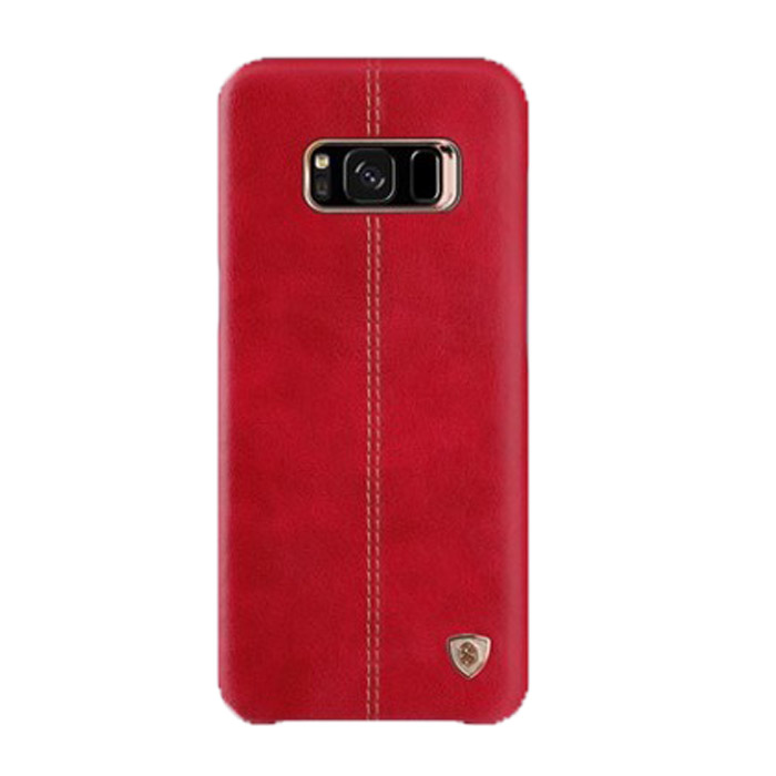 Чехол Nillkin Englon Leather Cover для Samsung Galaxy S8+ SM-G955, красный