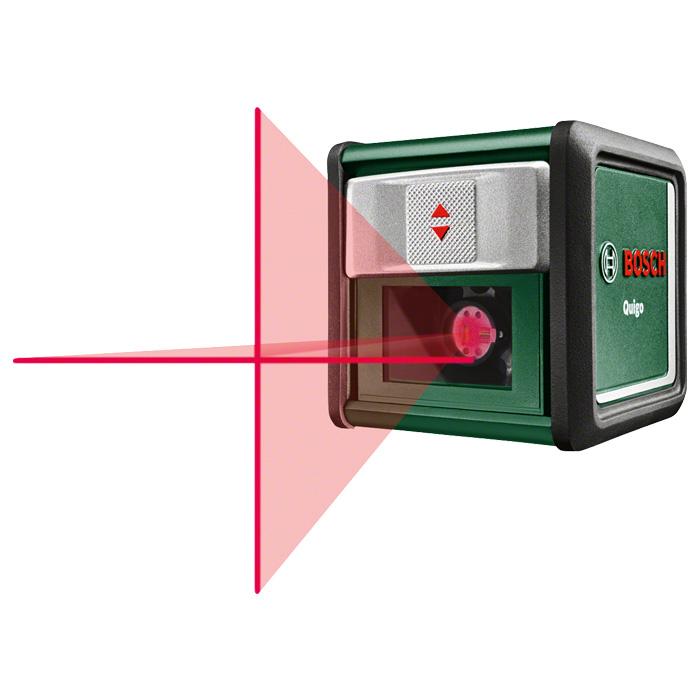 Лазерный нивелир Bosch Quigo III 0603663520