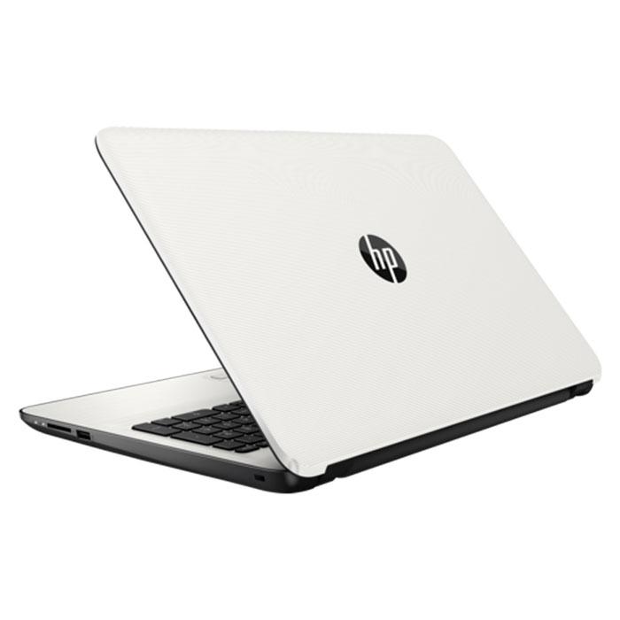 Ноутбук 15,6″ HP 15-ay505ur Intel N3710/4Gb/500Gb/AMD R5 M430 2Gb/15.6″/Win10 белый ( Y5K73EA )