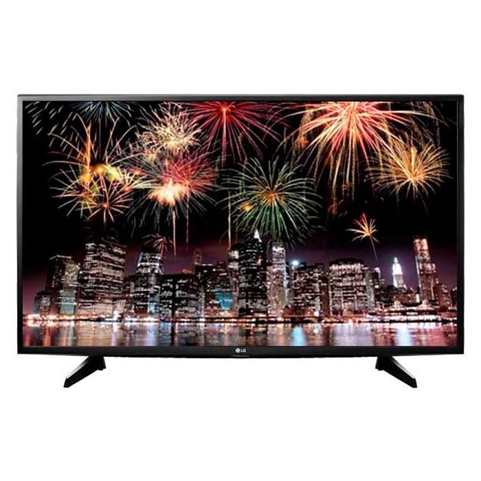 Телевизор ЖК 43″ LG 43UH610V черный