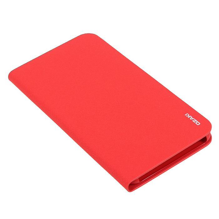 Чехол Ozaki O!coat 0.4 + Folio для iPhone 6 Plus/ iPhone 6s Plus, красный