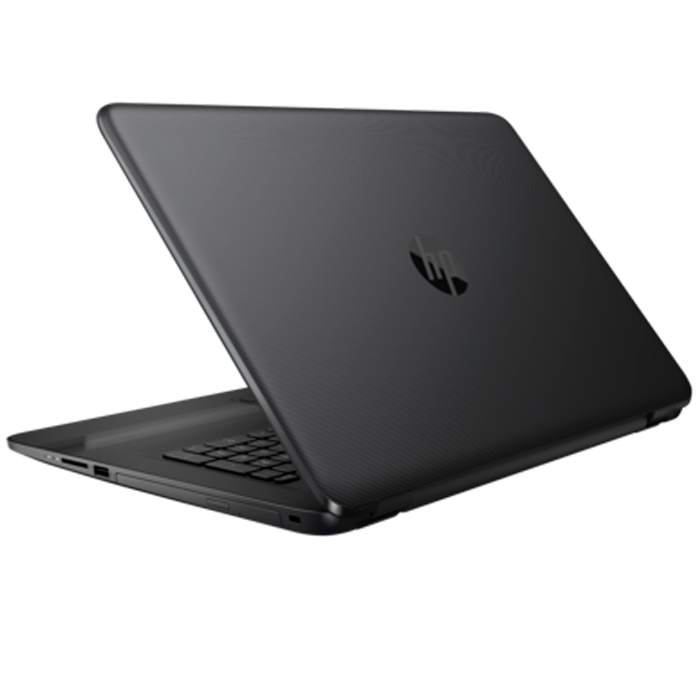 Ноутбук 17.3″ HP 17-x008ur Intel N3710/4Gb/500Gb/AMD R5 430 2Gb/17.3″ HD+/DVD/DOS черный ( X5C43EA )