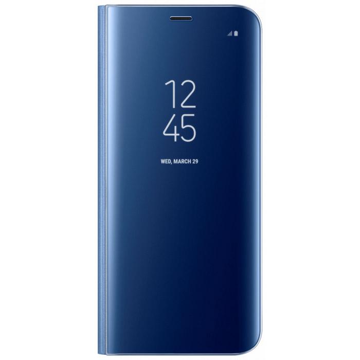 Чехол Samsung Clear View Standing Cover для Samsung Galaxy S8 SM-G950, синий