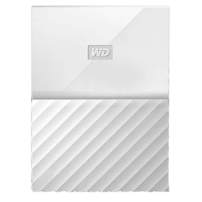 Внешний жесткий диск USB3.0 2.5″ 3Тб WD My Passport ( WDBUAX0030BWT-EEUE ) Белый