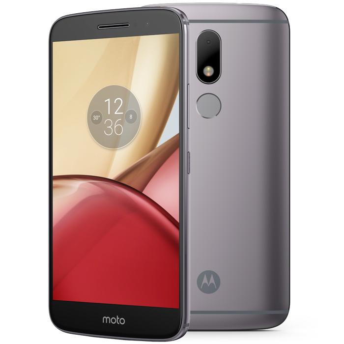 Смартфон Motorola Moto M 32Gb (XT1663) Grey