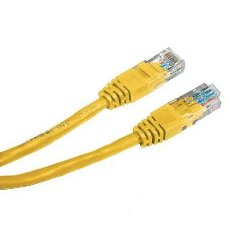 Патч-корд UTP 2.0м Yellow