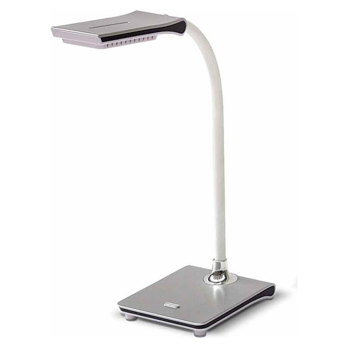 Настольный LED светильник Lucia Pegas 4W 4000K серый