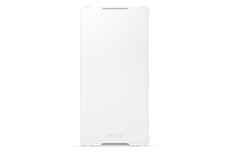 Чехол Sony Flipcase SCR40 для Sony E5533 Xperia C5 Ultra, белый