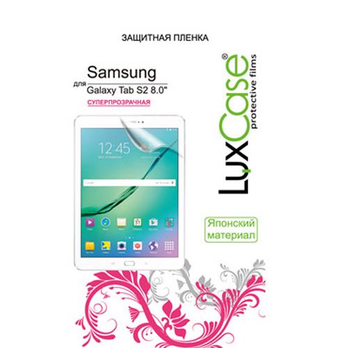"Защитная плёнка для Samsung T710\T715 Galaxy Tab S2 8.0"" Luxcase Суперпрозрачная"