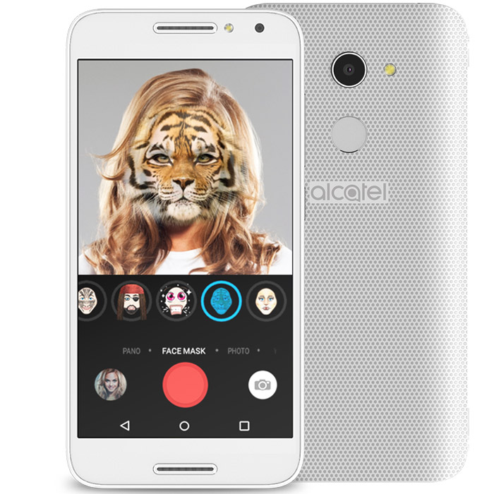 Смартфон Alcatel One Touch 5046D A3 White