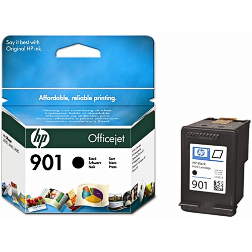 Картридж HP CC653AE №901 Black