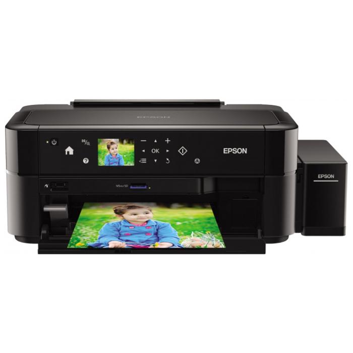 Принтер Epson L810 струйный