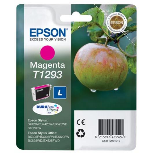 Картридж EPSON C13T12934011 Magenta для SX425W/SX525WD/BX305F/BX320FW/BX525WD/BX625FWD