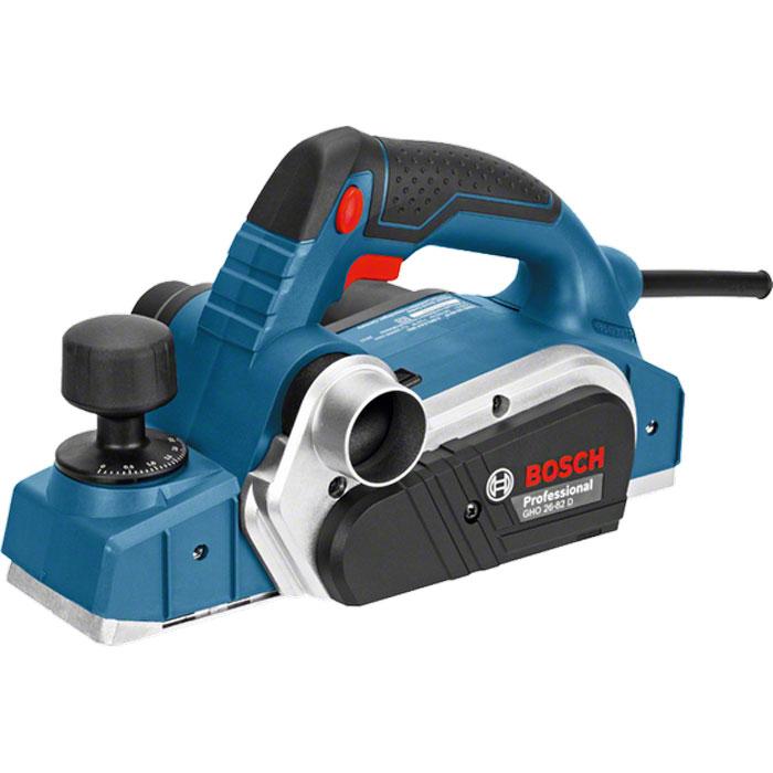 Рубанок Bosch GHO 26-82 D 06015A4301