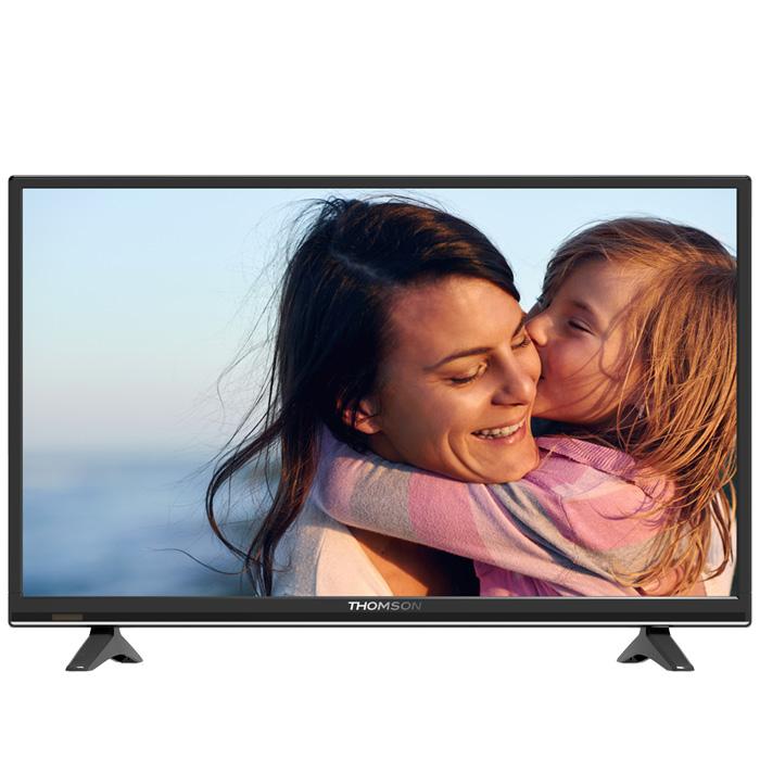 Телевизор ЖК 28″ Thomson T28D15DH-01B черный