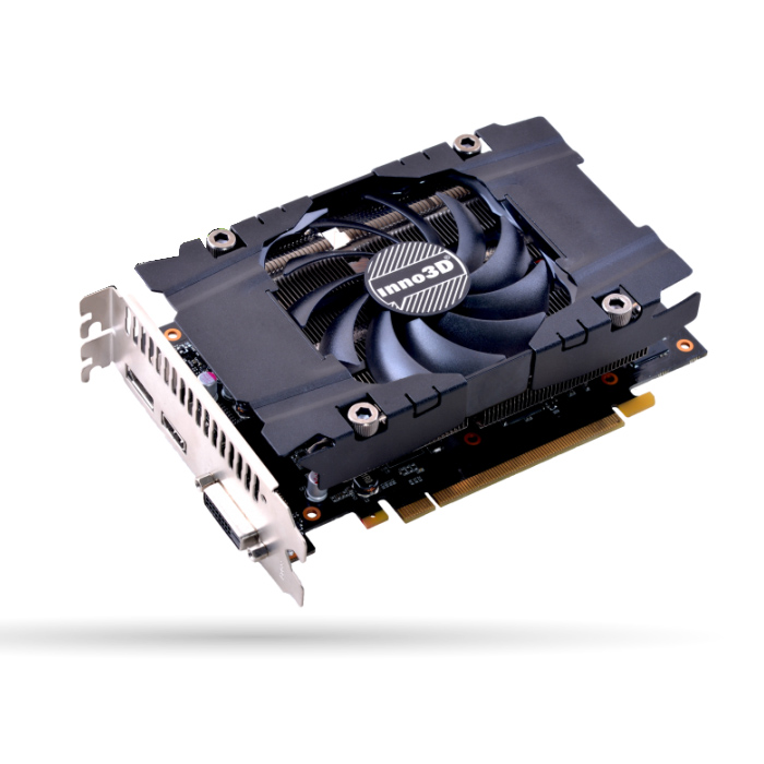 Видеокарта PCI-E Inno3D GeForce GTX 1060 3072Mb, DDR5 ( N1060-4DDN-L5GM ) Ret