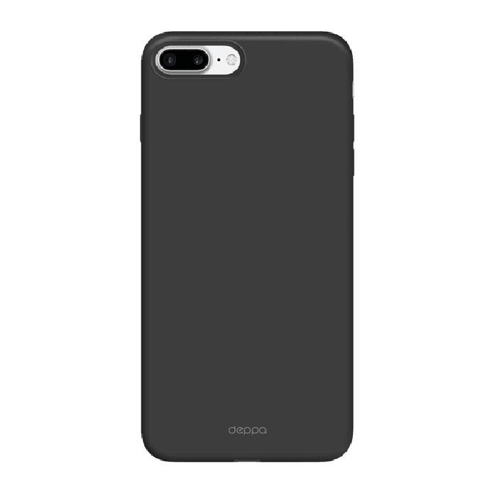 Чехол Deppa Air Case с пленкой для iPhone 7 Plus черный