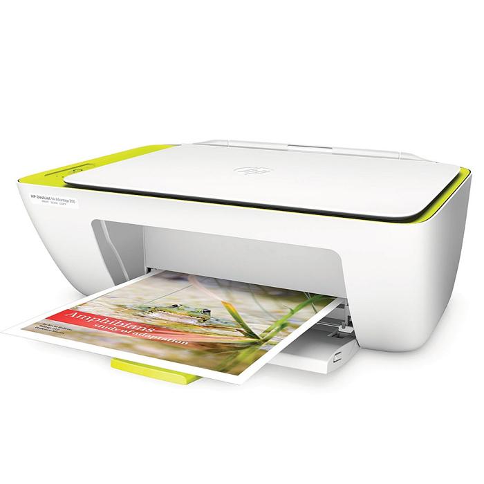МФУ HP Deskjet Ink Advantage 2135 F5S29C цветное струйное