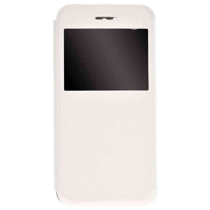 Чехол SkinBox Lux AW для ZTE Blade X7, белый