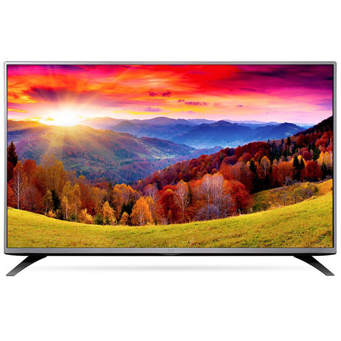 Телевизор ЖК 43″ LG 43LH543V серый