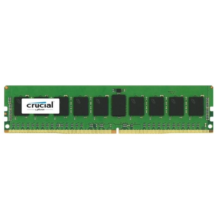 Модуль памяти DDR4 8Gb PC-17000 2133MHz Crucial ( CT8G4DFD8213 )