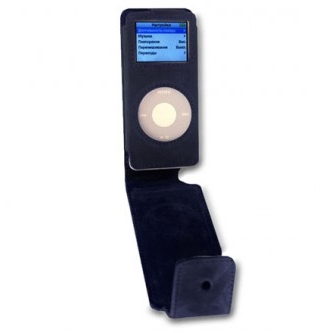 Чехол синий Luardi для iPod Nano (LN3C/N-Blue)