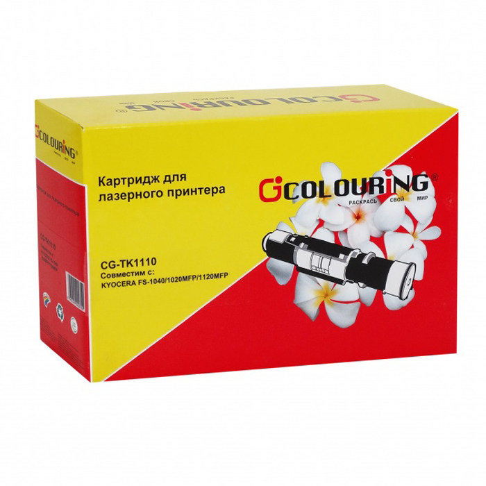 Картридж Colouring CG-TK-1110