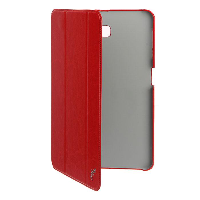 Чехол G-case Slim Premium для Samsung Galaxy Tab A 10.1 SM-T580\SM-T585, красный