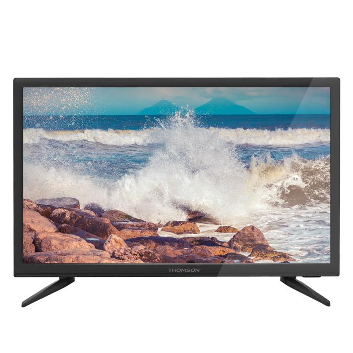 Телевизор ЖК 24″ Thomson T24D16DH-02B черный