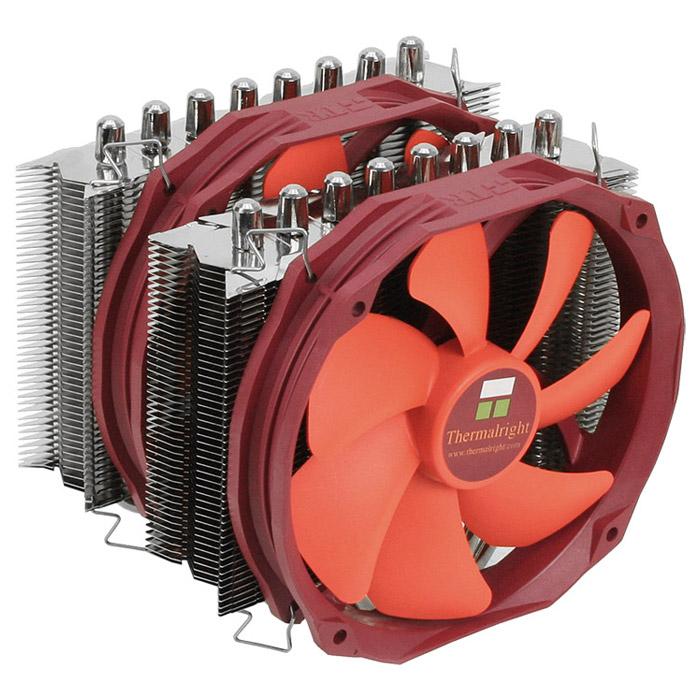 Устройство охлаждения(кулер) Thermalright Silver Arrow IB-E Extreme, S775, S1155/S1156/1150, S1366, S2011, AM2, AM2+, AM3/AM3+/FM1 2500 об/мин ( SARROW-IB-E-EX )
