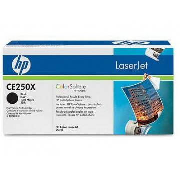 Картридж HP CE250X Black
