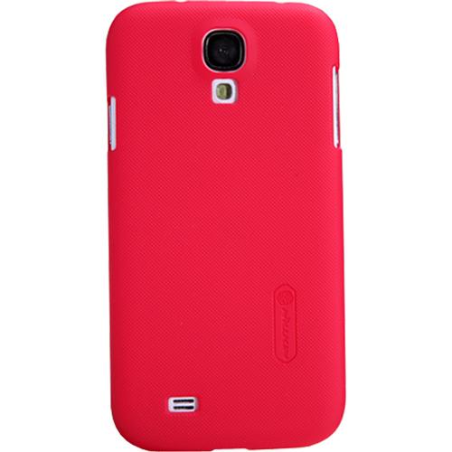 Чехол Nillkin Super Frosted для Samsung I9500I9505 Galaxy S 4 3GGalaxy S 4 LTE, красный