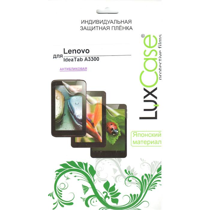 Защитная плёнка Luxcase для Lenovo Ideatab A3300, Антибликовая