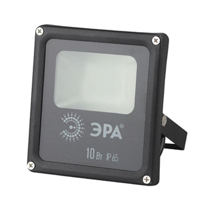 Светодиодный прожектор ЭРА IP65 10W 230V белый свет