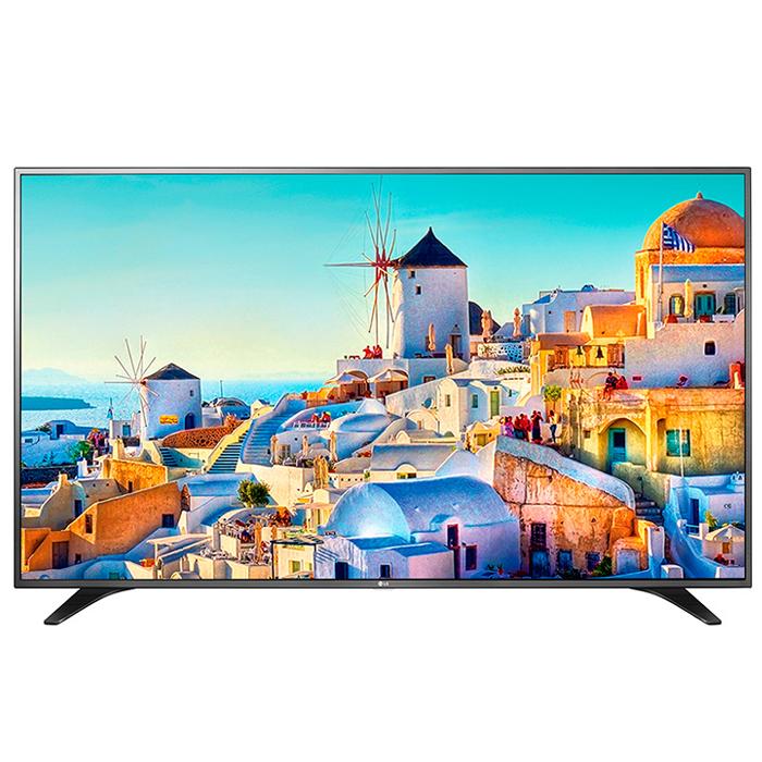 Телевизор ЖК 49″ LG 49UH651V серый