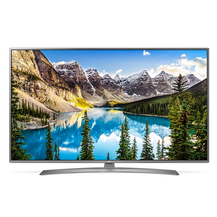 Телевизор ЖК 49′ LG 49UJ670V серый